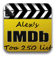 IMDb top 250 Project closed! My first achievement this year :)